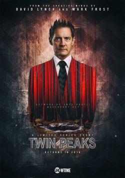 locandina del film TWIN PEAKS - IL RITORNO - STAGIONE 3