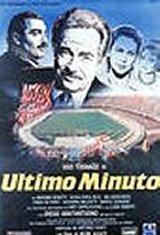 locandina del film ULTIMO MINUTO