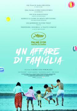 locandina del film UN AFFARE DI FAMIGLIA (2018)