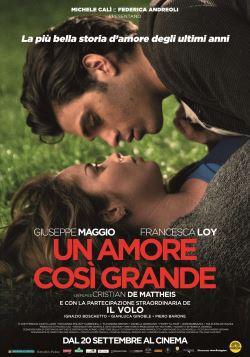locandina del film UN AMORE COSÌ GRANDE