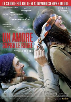 locandina del film UN AMORE SOPRA LE RIGHE