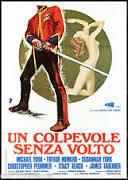 locandina del film UN COLPEVOLE SENZA VOLTO