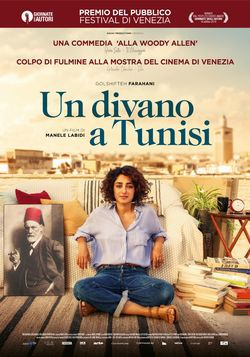 locandina del film UN DIVANO A TUNISI