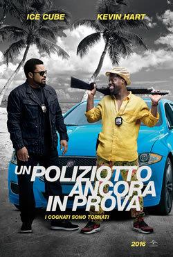 locandina del film UN POLIZIOTTO ANCORA IN PROVA