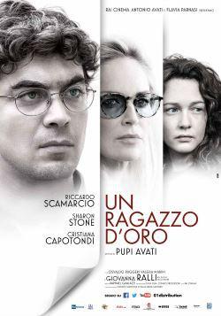 locandina del film UN RAGAZZO D'ORO