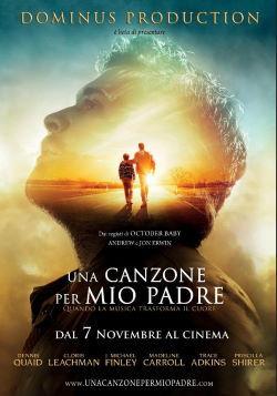 locandina del film UNA CANZONE PER MIO PADRE