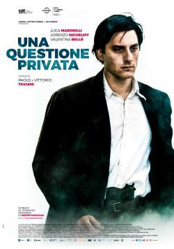 locandina del film UNA QUESTIONE PRIVATA (2017)