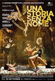 locandina del film UNA STORIA SENZA NOME