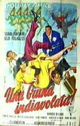 Una Bruna Indiavolata (1951)