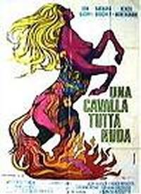 locandina del film UNA CAVALLA TUTTA NUDA