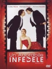 locandina del film UN'ADORABILE INFEDELE