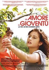 locandina del film UN AMORE DI GIOVENTU'