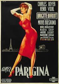 locandina del film UNA PARIGINA