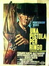 locandina del film UNA PISTOLA PER RINGO