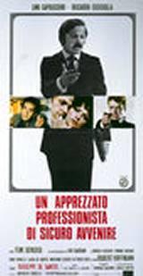 Un Apprezzato Professionista Di Sicuro Avvenire (1972)