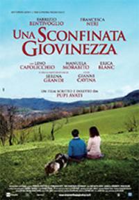 locandina del film UNA SCONFINATA GIOVINEZZA