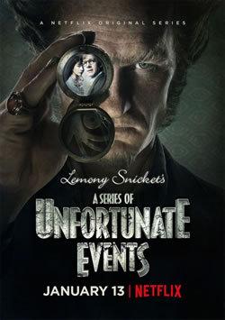 locandina del film UNA SERIE DI SFORTUNATI EVENTI - STAGIONE 1