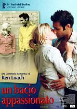 locandina del film UN BACIO APPASSIONATO
