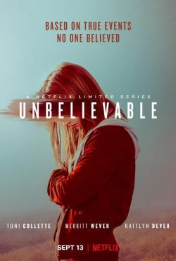 locandina del film UNBELIEVABLE