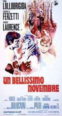 locandina del film UN BELLISSIMO NOVEMBRE