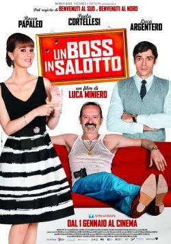 locandina del film UN BOSS IN SALOTTO