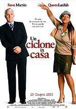 locandina del film UN CICLONE IN CASA