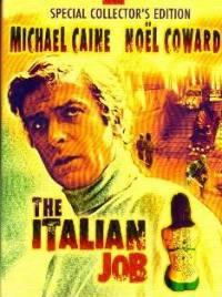 locandina del film UN COLPO ALL'ITALIANA