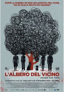 locandina del film L'ALBERO DEL VICINO