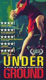 locandina del film UNDERGROUND