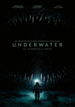 locandina del film UNDERWATER