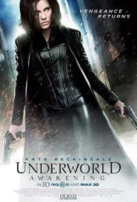 locandina del film UNDERWORLD: IL RISVEGLIO
