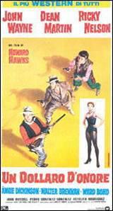 locandina del film UN DOLLARO D'ONORE