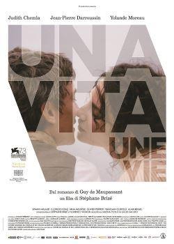 locandina del film UNA VITA, UNE VIE