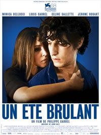 locandina del film UN ETE BRULANT