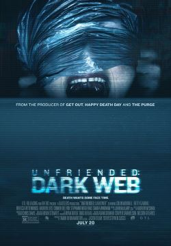 locandina del film UNFRIENDED: DARK WEB