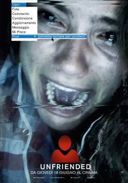 locandina del film UNFRIENDED
