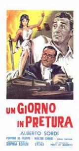 Un Giorno In Pretura (1953)