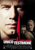 locandina del film UNICO TESTIMONE
