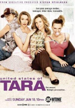 locandina del film UNITED STATES OF TARA - STAGIONE 1