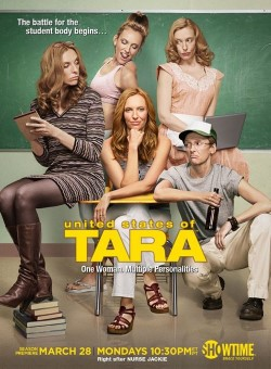 locandina del film UNITED STATES OF TARA - STAGIONE 3