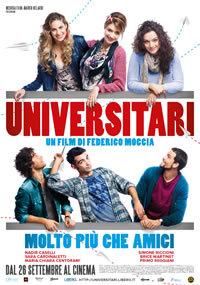 locandina del film UNIVERSITARI - MOLTO PIU' CHE AMICI