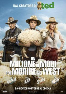 Un Milione Di modi Per Morire Nel West (2014)