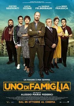 locandina del film UNO DI FAMIGLIA