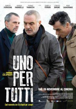 locandina del film UNO PER TUTTI