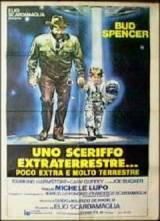 locandina del film UNO SCERIFFO EXTRATERRESTRE