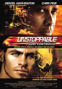 locandina del film UNSTOPPABLE - FUORI CONTROLLO