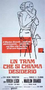 locandina del film UN TRAM CHE SI CHIAMA DESIDERIO