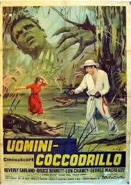 locandina del film UOMINI COCCODRILLO