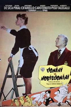 locandina del film UOMINI E NOBILUOMINI