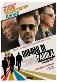 locandina del film UOMINI DI PAROLA